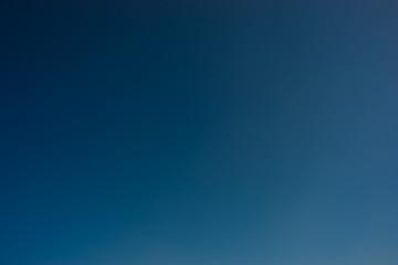 Dark blue sky shade