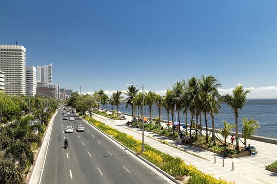 Manila embankment