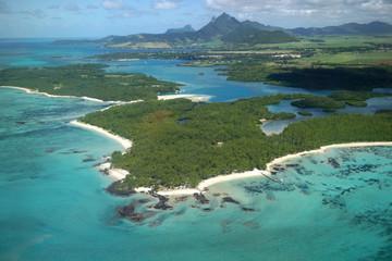 Ile aux Cerfrs Mauritius