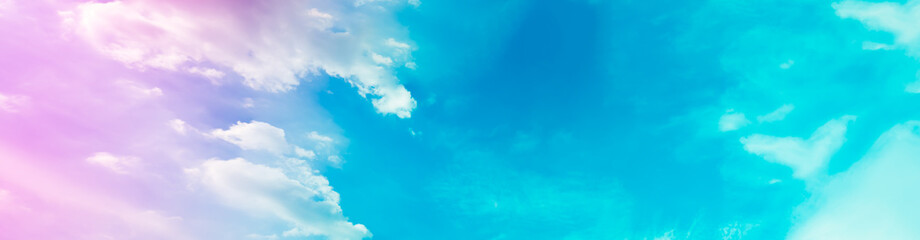 Colorful cloud sky abstract background, Beautiful color cloud sky background, Abstract colorful...