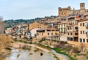 Valderrobres village, Spain