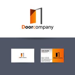 The Door company logo