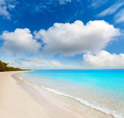 Fototapete - Florida Keys beach Bahia Honda Park US