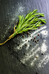 Cooking ingredient with rosemary