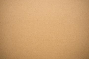 Brown cardboard or paperboard