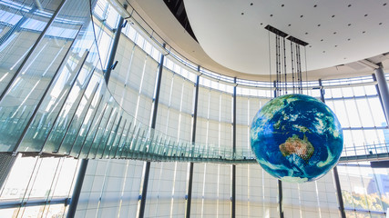 The National Museum of Emerging Science in Tokyo
