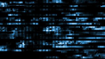 Glitch random digital signal error 10911