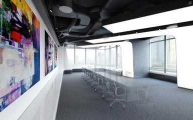 Konference Area (vision)