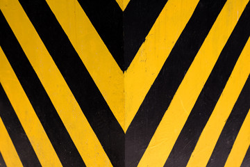 Black and yellow colored fencing