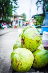 Costa Rica, Coconuts
