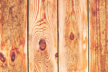Light wooden planks