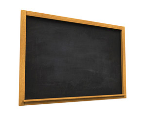 Chalkboard Isolated