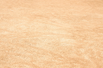Close up desert sand earth for texture background