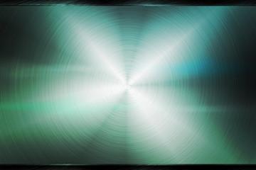 Green Metal Image