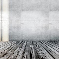 Abstract indoor