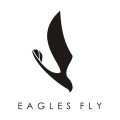 Logo Flying Eagles Swoop