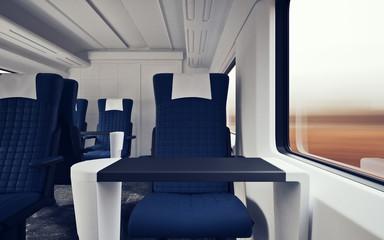 firstclass modern armchair. Interior Inside First Class Cabin Modern Speed Express Train Nobody Blue  Chairs Window Comfortable Search photos luxurious armchair