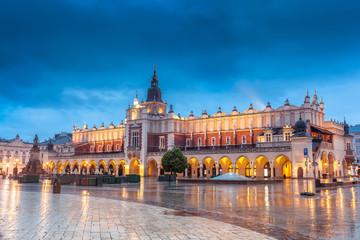 Poster Krakow Center of Krakow