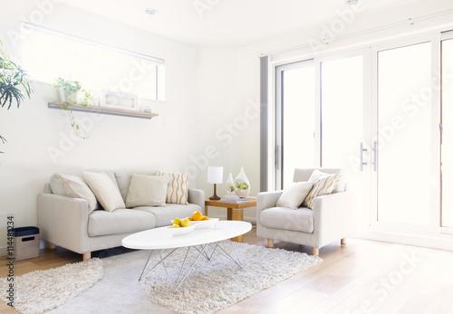 Стиль гостинная диван светлая  № 87385 загрузить