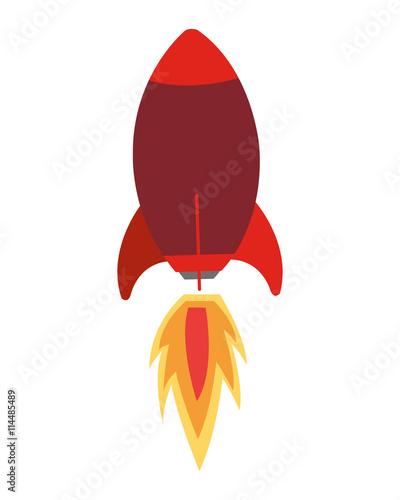 "Red Rocket Icon ""red rocke..."
