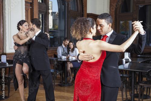 танго на знакомствах