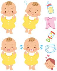 赤ちゃんセット