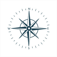 icon logo vector compass emblem navigation 6