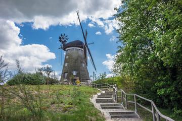 Windmühle in Benz auf der Insel Usedom