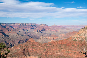 Views around Mather Point, Grand Canyon