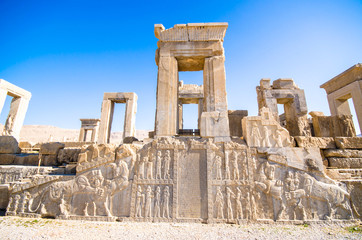 Persepolis, the Ancient Capital of the Persian Empire