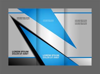 brochure design template