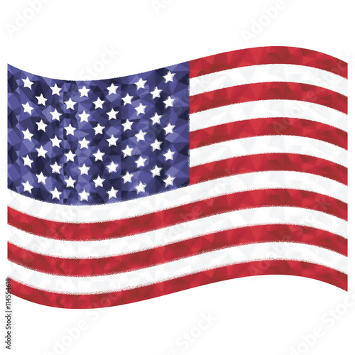 the symbolism of the flag of the united states of america As a nation we have flags that symbolize everything each state has their own   the flag of the united states of america is our nation's symbol and identifies us.