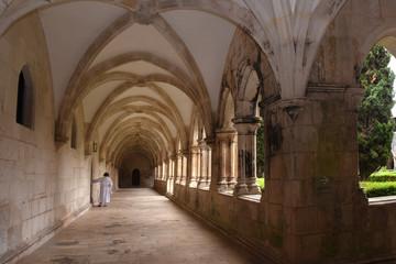 Cloister (inner cloister) of the Monastery of Santa Maria da Vitoria, Batalha, Portugal