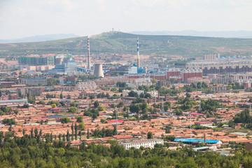 Papiers peints Cracovie Chifeng China Panorama