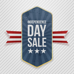 Independence Day Sale festive Tag