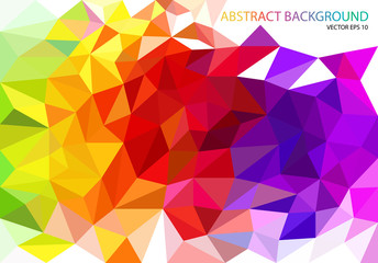 Geometric colors Abstract backgrounds