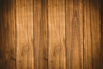 View of wooden background