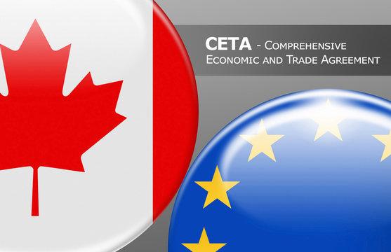 CETA - Comprehensive Economic and Trade Agreement