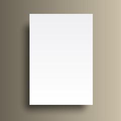 paper mockup gold3