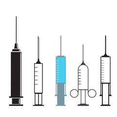 Syringe Icon.