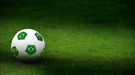 Pallone mondiale calcio BRASILE