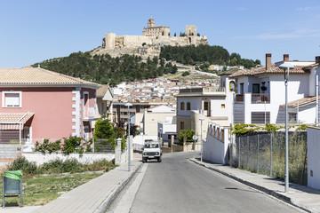 Alcalá La Real city and Fortress of La Mota, Jaén, Spain