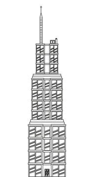 sears tower icon
