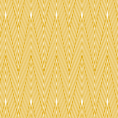 seamless woven pattern tile—gold