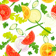 パターン・野菜