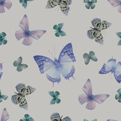 butterfly 08 grey