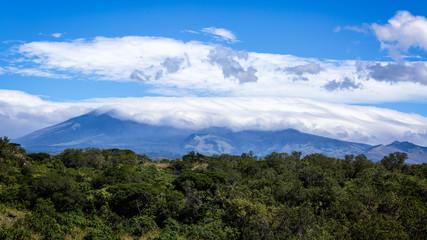 Volcano Miravalles, Costa Rica, Guanacaste.