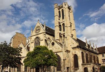Eglise Saint-Nicolas-des-Champs à Paris, France