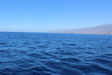 Océano atlántico Tenerife