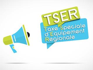 mégaphone : TSER